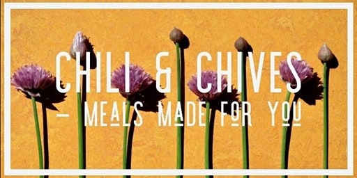 Copy of Chili And Chives Plant Based Meals and Yoga Event