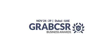 GRABCSR Awards 2020 - Power Session with Global CEO's tickets