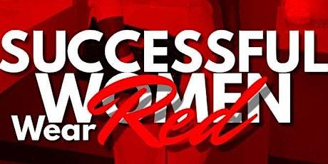 Successful Women Wear Red tickets