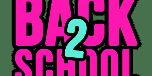 2020 Vendor Registration: Back to School Tween/Teen Community Resource Expo