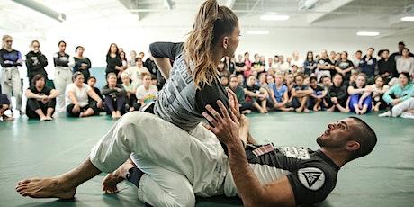 Free Women Empowered Self Defense Jiu Jitsu Seminar tickets