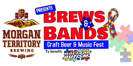 Morgan Territory Brewing presents Brews and Bands Craft Beer & Music Fest