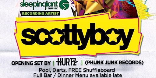 "DJ ""SCOTTY BOY"" @ REMS LOUNGE!"
