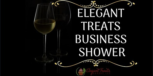 Elegant Treats Business Shower