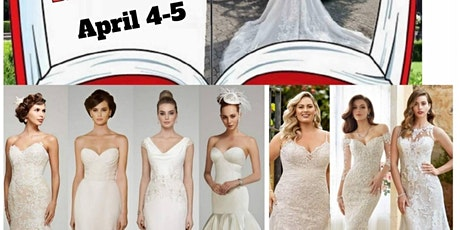 Pop Up Bridal Sale-Midwest Bridal Distributors. April 4-5. Westin O'Hare tickets