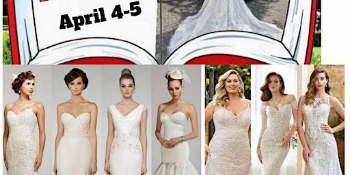 Pop Up Bridal Sale-Midwest Bridal Distributors. April 4-5. Westin O'Hare
