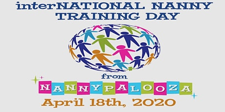 Richmond VA interNational Nanny Training Day tickets