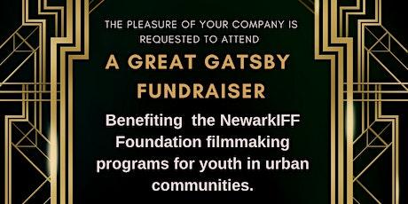NEWARKIFF PRESENTS: THE GREAT GATSBY  FUNDRAISER tickets