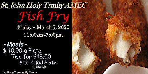 Lay Fish Fry Friday!