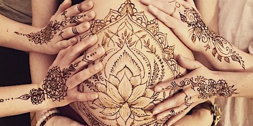 ABU DHABI - Spiritual Pre & Postnatal Yoga TT - Empowering Pregnancy, Birth and Motherhood