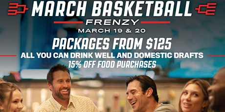 March Frenzy at The STRAT tickets