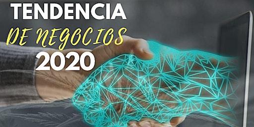 TENDENCIA DE NEGOCIOS 2020