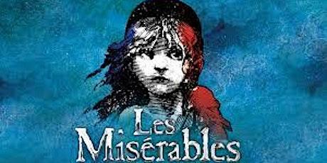 Gray Studios Broadway Les Miserables Cast B tickets