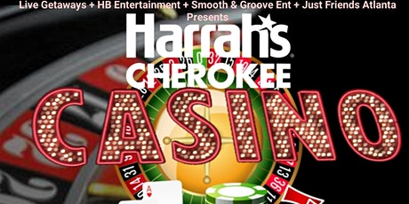 The Party Bus to Harrah's Cherokee Casino plus Bow tickets