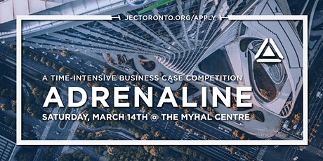 ADRENALINE: A JEC Business Case Competition tickets