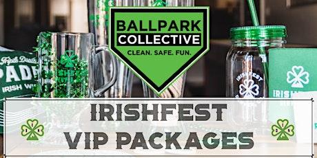 Irishfest Denver 2020 | VIP Packages tickets