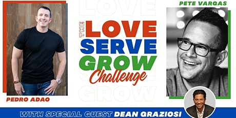 The Love Serve Grow Challenge for Entrepreneurs tickets
