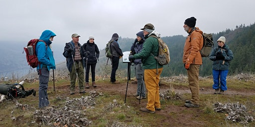 Columbia Gorge Service Trip with Portland State University Outdoor Program