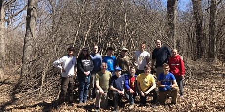 FREE - County Grounds Park River Cleanup + Invasives Removal Workshop tickets