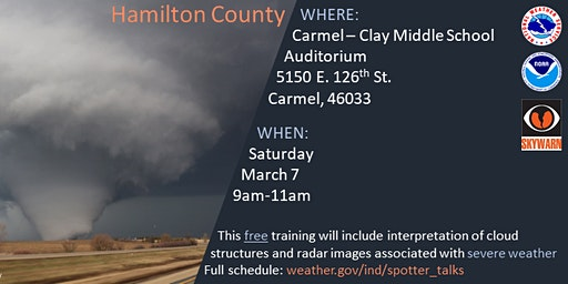 Storm Spotter Training - (Public)