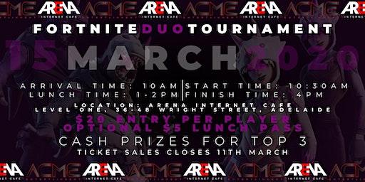 ACME X Arena Fortnite Duo Tournament