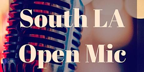 South LA Open Mic Night 3/20 tickets
