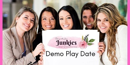 Demonstrator Play Date - May 2nd