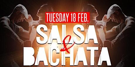 SALSA & BACHATA  NIGHT WITH RUMBAO tickets