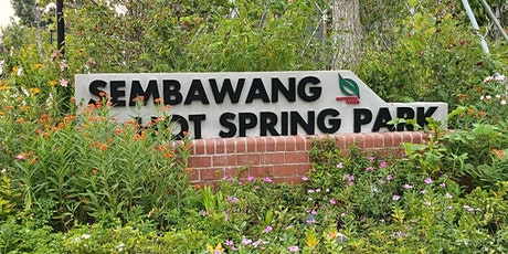 Walk from Canberra MRT to Sembawang Hot Spring Park tickets