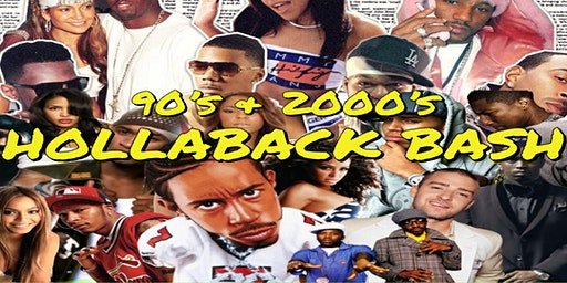 Hollaback 90's & 2000's Bash