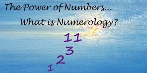 Numerology with Dana Mitchell