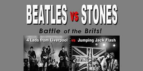 BEATLES vs STONES (no guest) (New Date) tickets