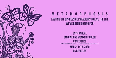 35th Annual Empowering Womxn of Color Conference tickets