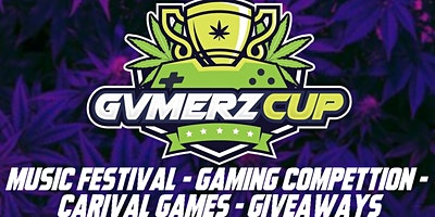 GVMERZCUP Cannabis Experience with live performances by Bino Rideaux, Dizziy Wright and Audiopush