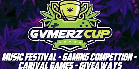 GVMERZCUP Cannabis Experience with live performances by Bino Rideaux, Dizzy Wright and Audiopush tickets