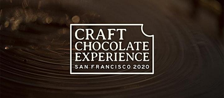 Craft Chocolate Experience: San Francisco - Chocolate Pairings (Sat & Sun) image