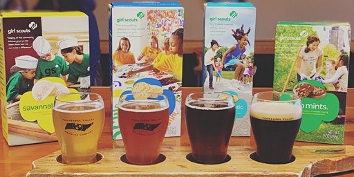 Girl Scout Cookie Pairing