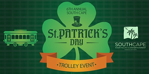 St. Patrick's Day Trolley Event