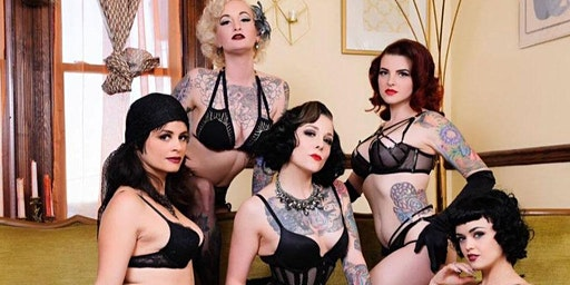 Live Burlesque with Foul Play Cabaret