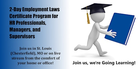 2-Day Employment Laws Certificate Program (St. Louis, MO) tickets