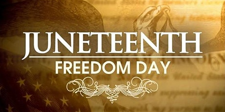Burlington Freedom Day 2020: A Juneteenth Celebration tickets