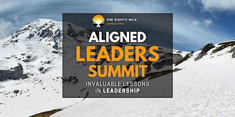 Aligned Leaders Summit tickets