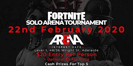 ACME X Arena Fortnite Tournament