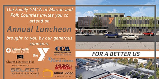 Family YMCA of Marion and Polk Counties Annual Luncheon