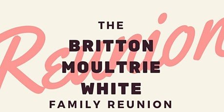 Britton Moultrie White Gullah Gathering- POSTPONED tickets