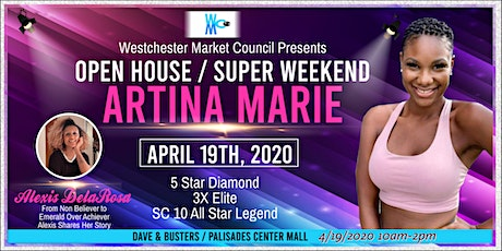 WMC Presents: Open House / Super Weekend April 19th tickets