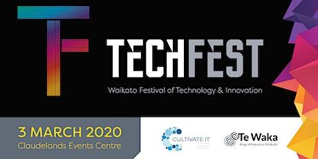 TechFest 2020 - 3 March, Hamilton tickets