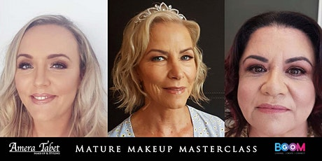 Amera Tabet - Mature Makeup Masterclass tickets