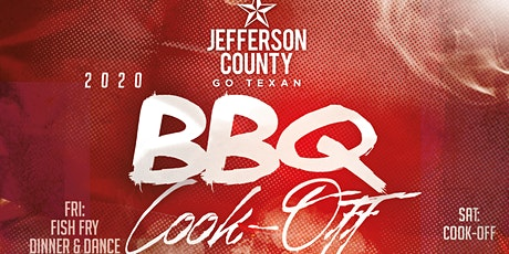 2020 Jefferson County Go Texan Fish Fry & Cook-Off tickets