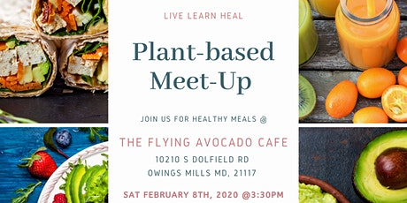 Plant-based Meet Up tickets